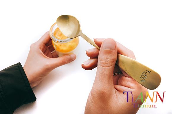 鈦金屬 鈦湯匙 鈦叉子 中鋼鈦碗 鈦筷子 鈦餐具 titanium spoon